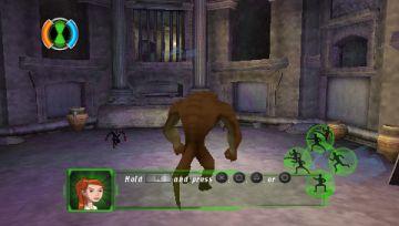 Immagine -10 del gioco Ben 10: Ultimate Alien: Cosmic Destruction per PlayStation PSP