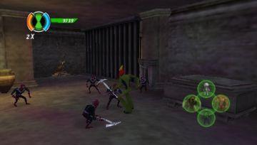 Immagine -9 del gioco Ben 10: Ultimate Alien: Cosmic Destruction per PlayStation PSP