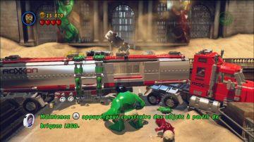 Immagine -3 del gioco LEGO Marvel Super Heroes per Nintendo Wii U