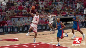 Immagine -3 del gioco NBA 2K7 per PlayStation 3