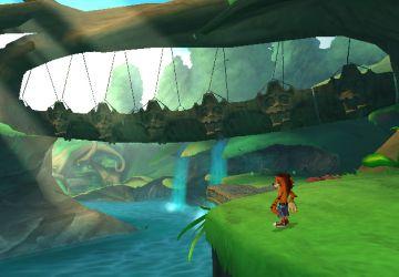 Immagine -5 del gioco Crash of the Titans per PlayStation PSP