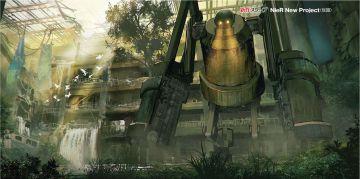 Immagine -4 del gioco NieR Automata per Playstation 4
