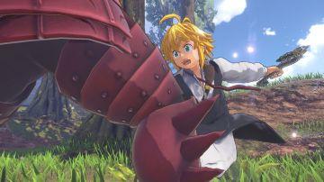 Immagine -11 del gioco The Seven Deadly Sins: Knights of Britannia per Playstation 4