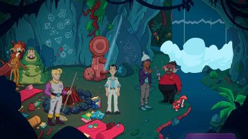 Immagine -3 del gioco Leisure Suit Larry - Wet Dreams Dry Twice per PlayStation 4