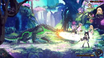 Immagine -2 del gioco Super Neptunia RPG per Nintendo Switch