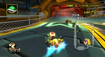 Immagine -4 del gioco Mario Kart per Nintendo Wii