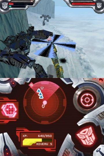 Immagine -2 del gioco Transformers: Autobots per Nintendo DS