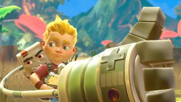 Immagine -9 del gioco Rad Rodgers: Radical Edition per Nintendo Switch