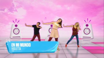 Immagine -4 del gioco Just Dance: Disney Party 2 per Nintendo Wii