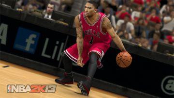 Immagine -4 del gioco NBA 2K13 per PlayStation PSP