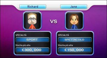 Immagine -3 del gioco Chi vuol essere Milionario? 2 per Nintendo Wii