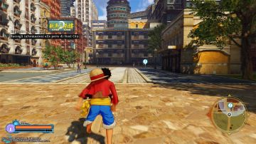 Immagine -3 del gioco One Piece: World Seeker per PlayStation 4