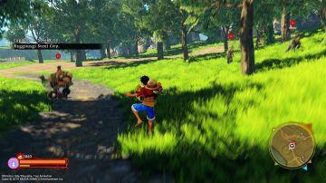 Immagine -2 del gioco One Piece: World Seeker per PlayStation 4