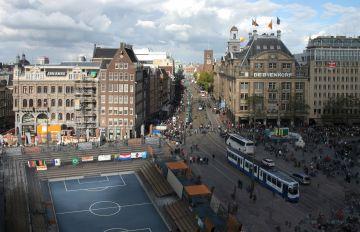 Immagine -5 del gioco FIFA Street per PlayStation 3