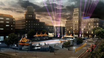 Immagine -4 del gioco FIFA Street per PlayStation 3