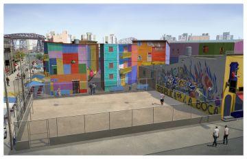 Immagine -2 del gioco FIFA Street per PlayStation 3