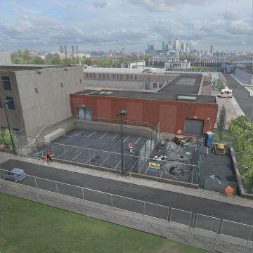 Immagine -1 del gioco FIFA Street per PlayStation 3