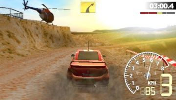Immagine -1 del gioco WRC World Rally Championship per Playstation PSP