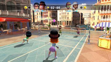Immagine -5 del gioco Racket Sports Party per Nintendo Wii