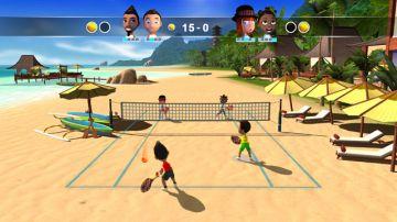 Immagine -4 del gioco Racket Sports Party per Nintendo Wii