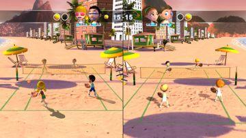 Immagine -3 del gioco Racket Sports Party per Nintendo Wii