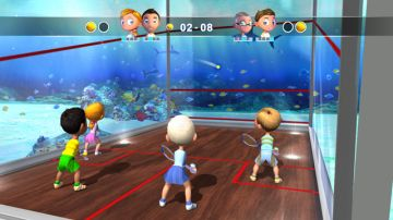 Immagine -1 del gioco Racket Sports Party per Nintendo Wii