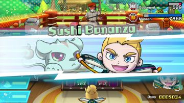 Immagine -2 del gioco Sushi Striker: The Way of Sushido per Nintendo Switch