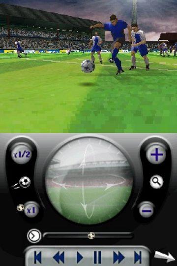 Immagine -8 del gioco FIFA 07 per Nintendo DS