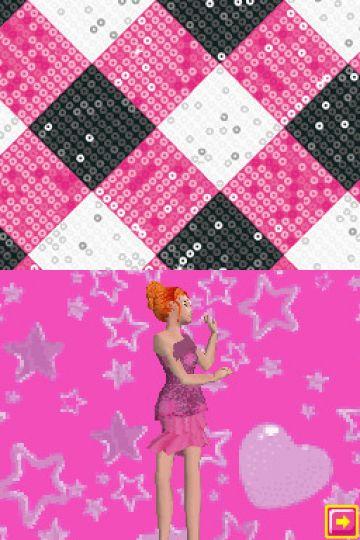 Immagine -5 del gioco Barbie Fashionista in Viaggio per Nintendo DS
