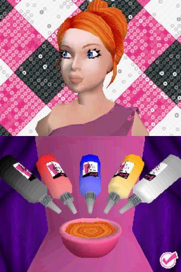 Immagine -4 del gioco Barbie Fashionista in Viaggio per Nintendo DS
