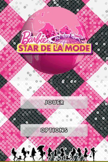 Immagine -3 del gioco Barbie Fashionista in Viaggio per Nintendo DS