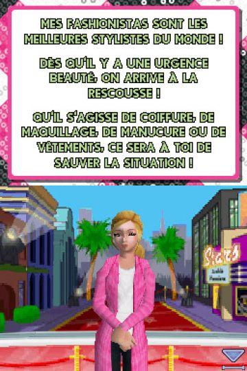 Immagine 0 del gioco Barbie Fashionista in Viaggio per Nintendo DS