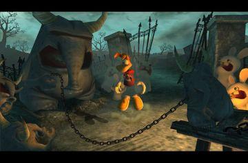 Immagine -1 del gioco Rayman: Raving Rabbids per Xbox 360