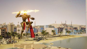 Immagine -1 del gioco Override: Mech City Brawl - Super Charged Mega Edition per Nintendo Switch