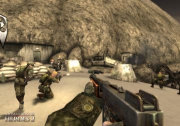 Immagine -3 del gioco Medal of Honor Heroes 2 per Nintendo Wii