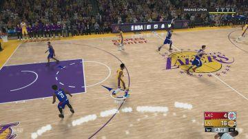 Immagine -1 del gioco NBA 2K18 per PlayStation 4