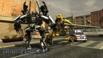 Immagine -17 del gioco Transformers: The Game per Nintendo Wii