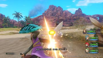 Immagine -3 del gioco Dragon Quest XI per PlayStation 4