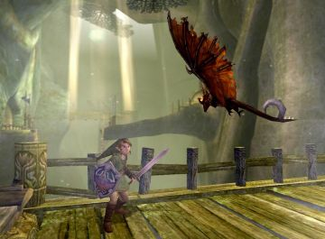 Immagine -1 del gioco The Legend of Zelda: Twilight Princess per Nintendo Wii