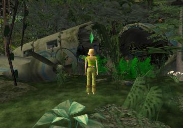 Immagine -5 del gioco The Sims 2: Island per Nintendo Wii
