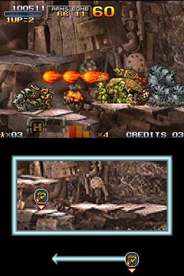 Immagine 0 del gioco Metal Slug 7 per Nintendo DS
