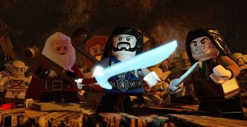 Immagine -16 del gioco LEGO Lo Hobbit per Playstation 3