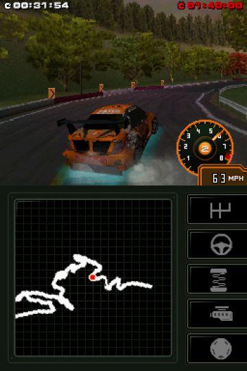Immagine -3 del gioco Race Driver: GRID per Nintendo DS
