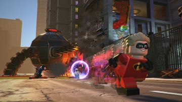 Immagine -14 del gioco LEGO Gli Incredibili per PlayStation 4