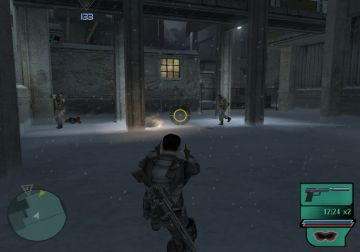 Immagine -13 del gioco Syphon Filter: Dark Mirror per Playstation 2