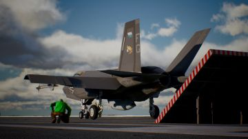 Immagine -4 del gioco Ace Combat 7: Skies Unknown per PlayStation 4