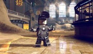 Immagine -5 del gioco LEGO Marvel Super Heroes: L'Universo in Pericolo per Nintendo DS