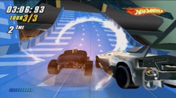 Immagine -2 del gioco Hot Wheels Beat That! per PlayStation 2