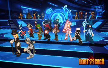 Immagine -5 del gioco Lost Saga per Free2Play