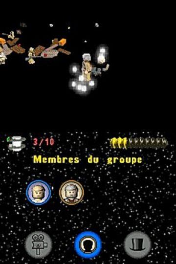Immagine -2 del gioco LEGO Star Wars II: La Trilogia Classica per Nintendo DS